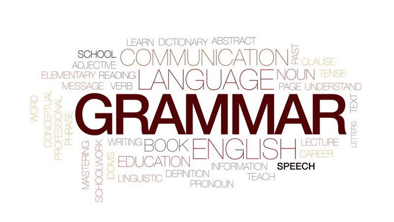 Chủ điểm ngữ pháp tiếng Anh