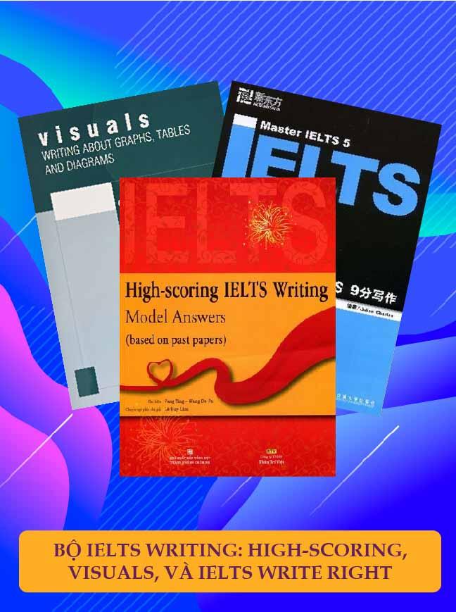 IELTS Write Right   Visual Writing Gabi   High Scoring IELTS Writing
