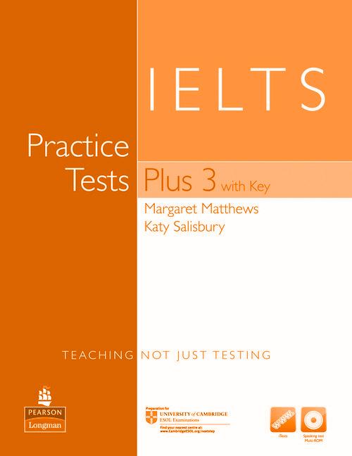 IELTS practice test plus 3