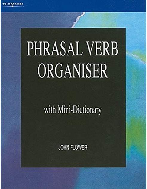Phrasal verb organizer