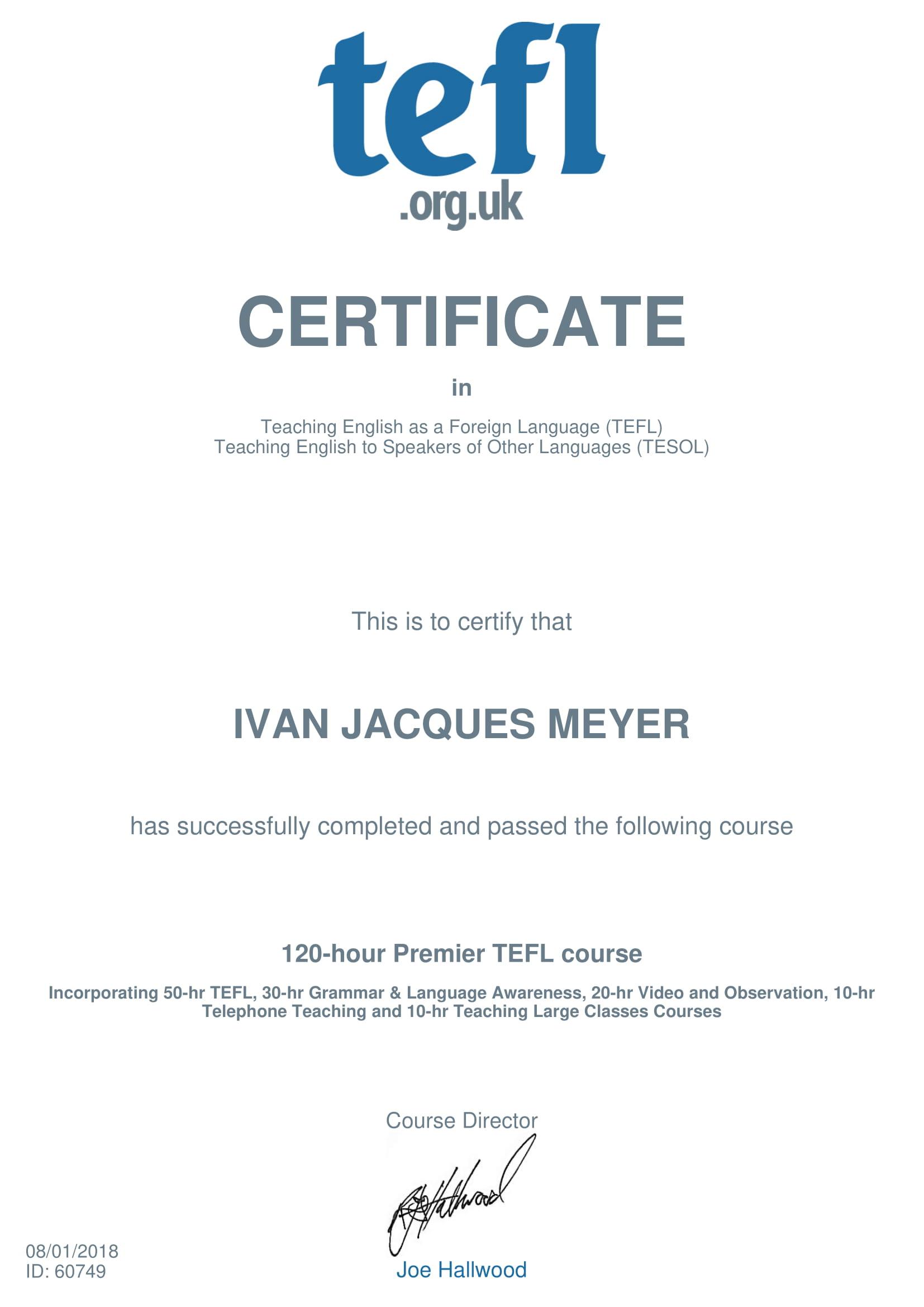 TEFL certification proof final 1