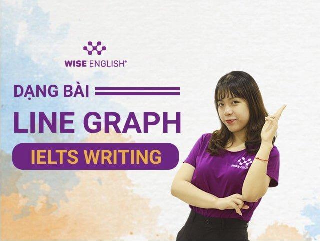 IELTS writing task 1 line graph