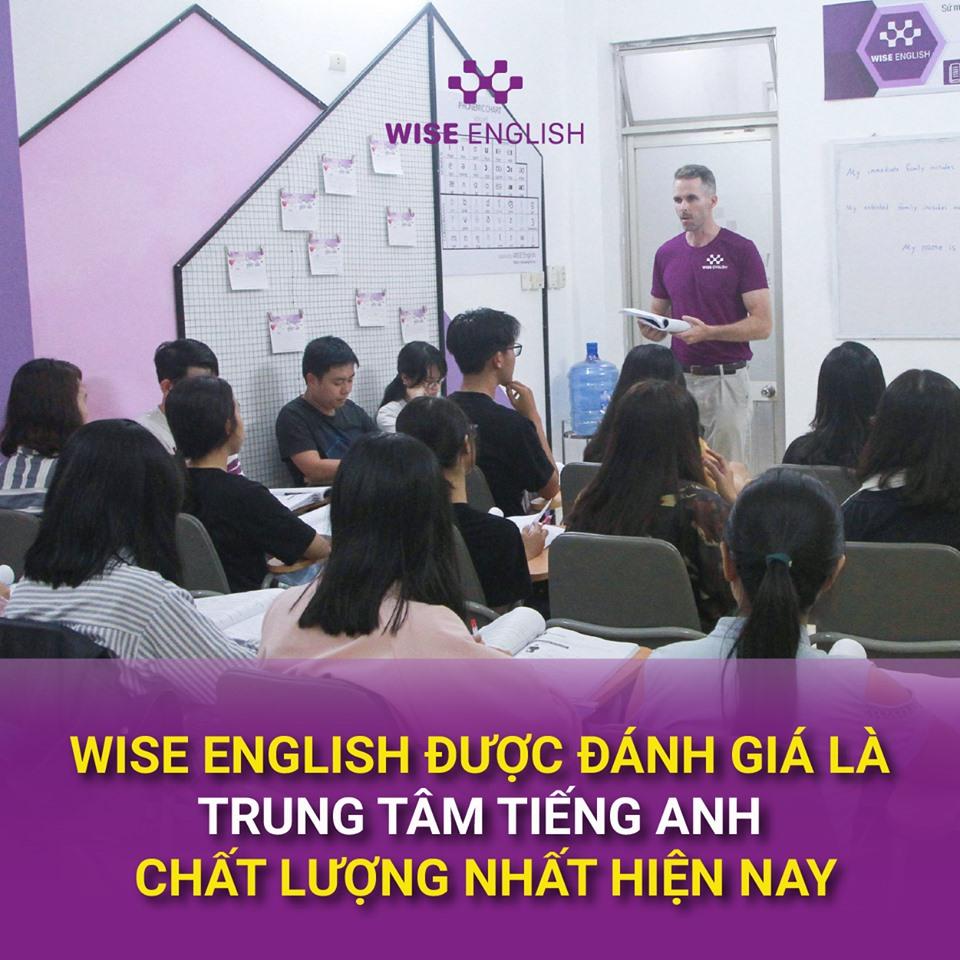 Trung tâm luyện thi IELTS WISE ENGLISH