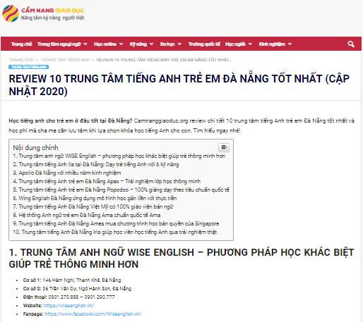 wise-english-dung-dau-trong-top-10-trung-tam-anh-ngu-cho-thieu-nhi-tai-da-nang