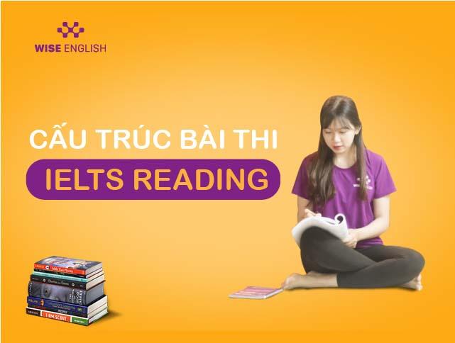 Cấu trúc bài thi IELTS Reading
