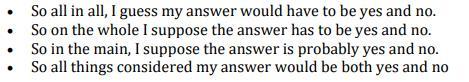 ielts speaking question