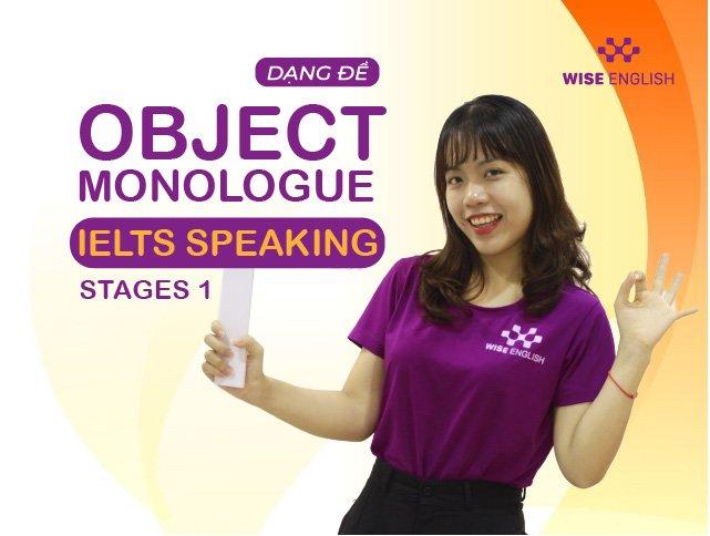 object monologue