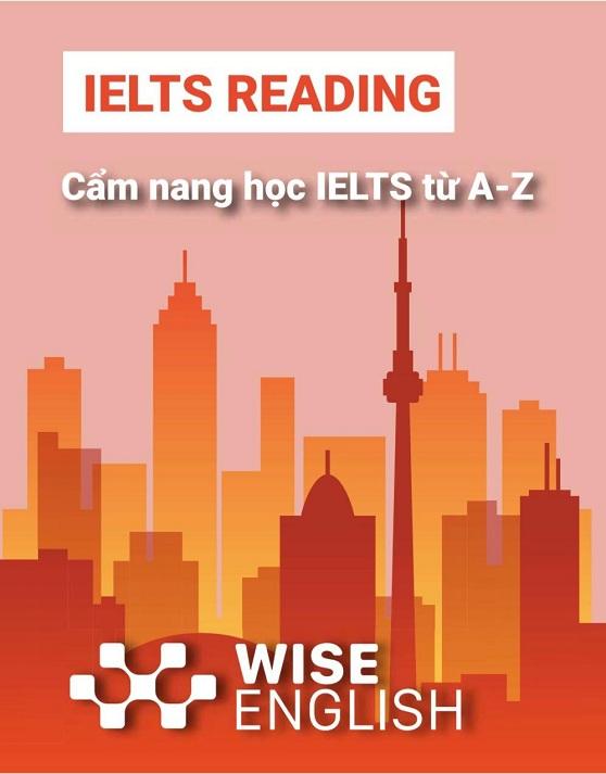 Bia sach IELTS Reading – cam nang hoc IELTS tu A Z 1