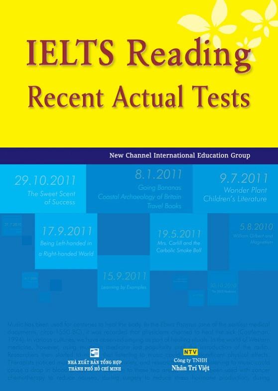 tài liệu luyện đọc IELTS cần phải có