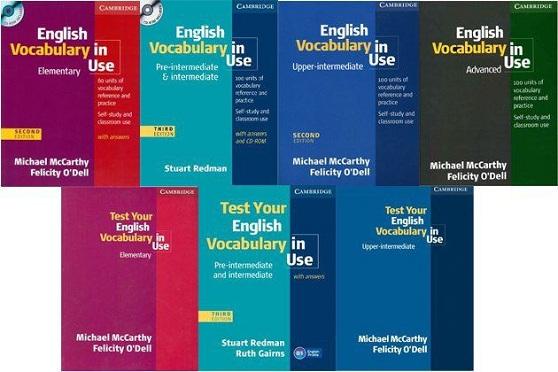 Bo sach English Vocabulary in Use