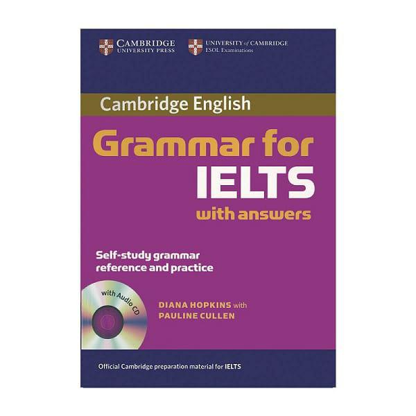 sách cambridge grammar for ielts