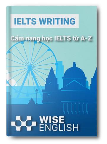 Sách IELTS Writing Cẩm nang tự học