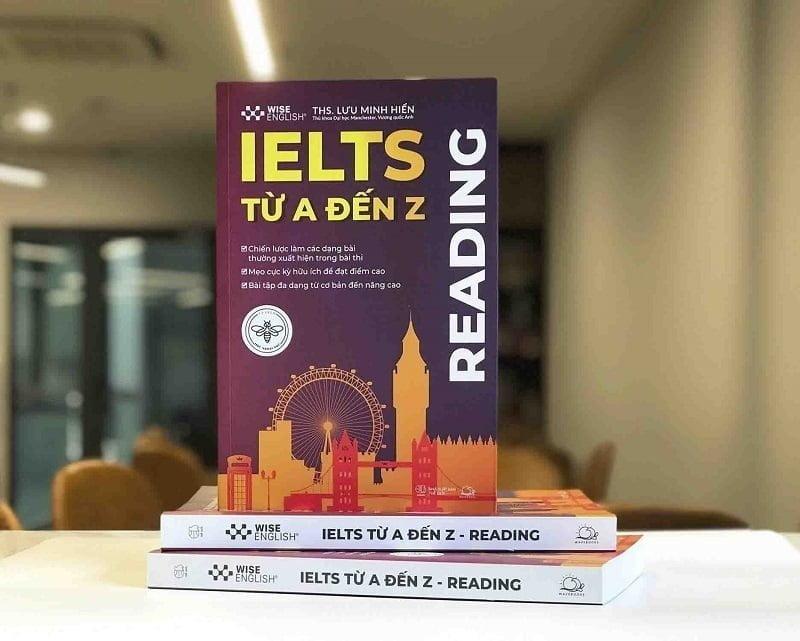 sách IELTS READING Cẩm nang tự học