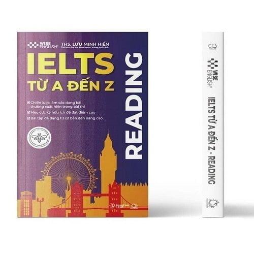 sách IELTS READING TỪ A-Z