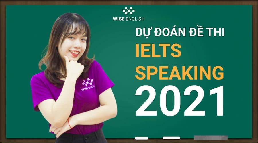 IELTS-Speaking-2021
