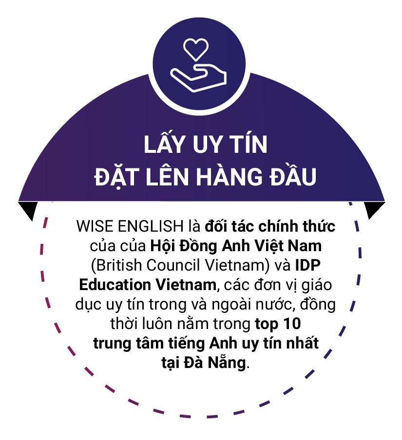 wise english lay uy tin len hang dau