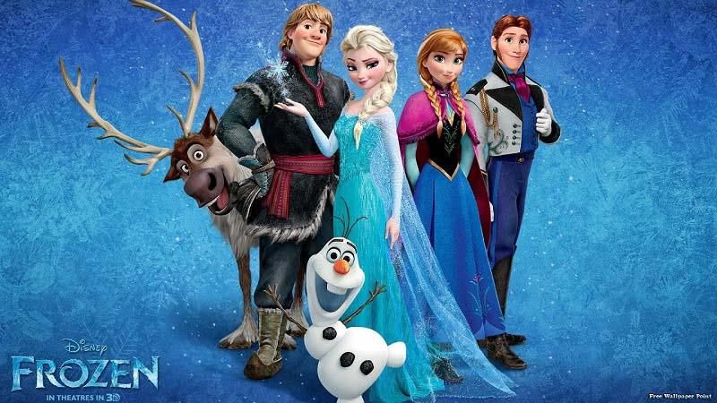 phim Frozen