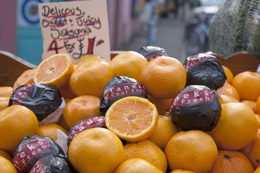 Từ vựng tên các loại trái cây bằng tiếng Anh