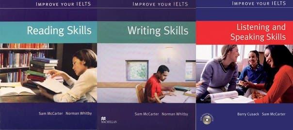 sách luyện ielts 4 kỹ năng
