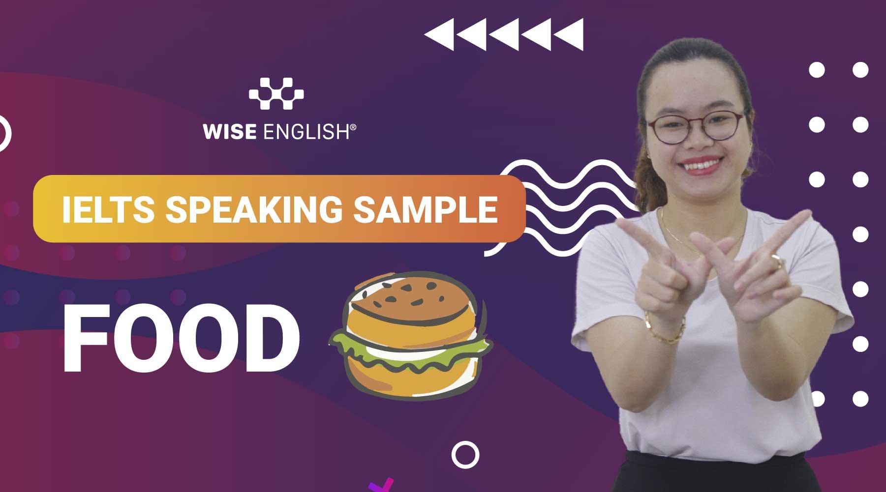 IELTS-Speaking-Sample