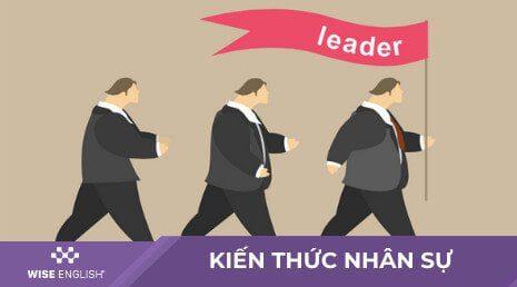 lãnh đạo một phút