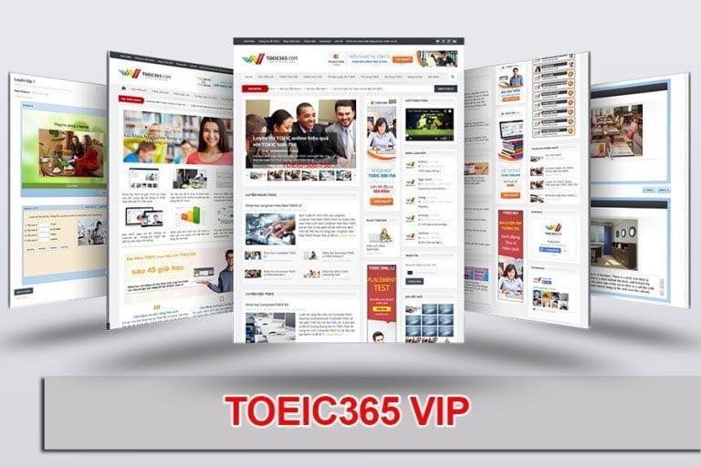 luyen thi toeic 500 online