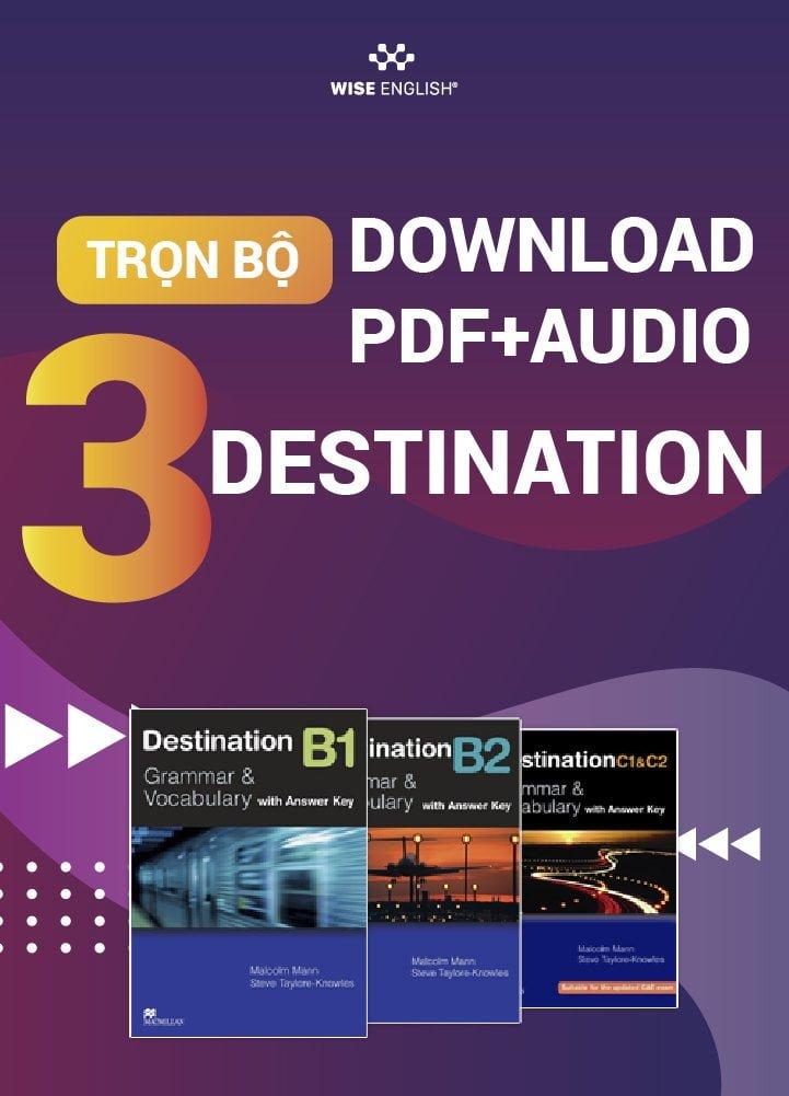 Destination B1, B2 và C1+C2