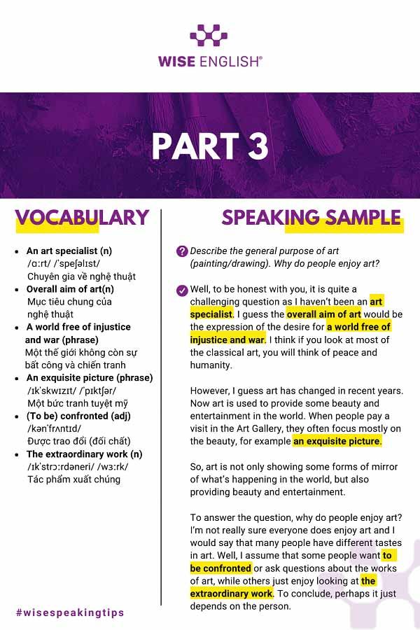 IELTS-Speaking-Sample-Part 3