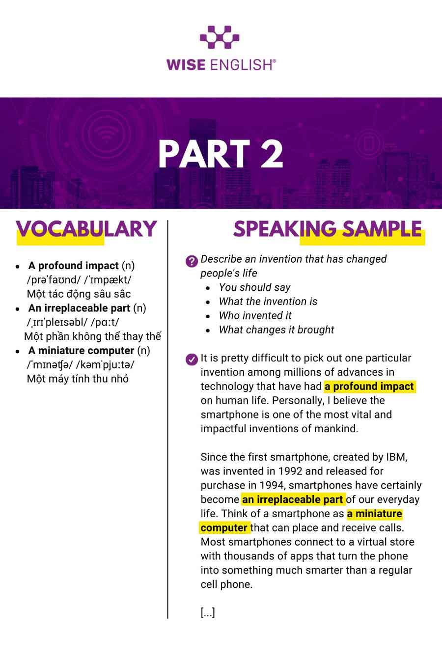 IELTS speaking sample4 1